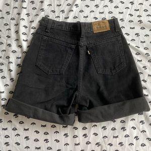Rare Levi's 900 Series Shorts